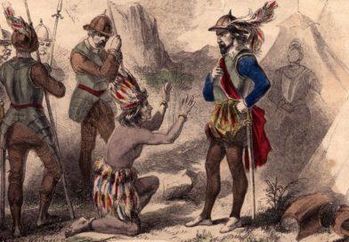 Ztracené tajemství o setkání Atahualpy a Francisca Pizarra