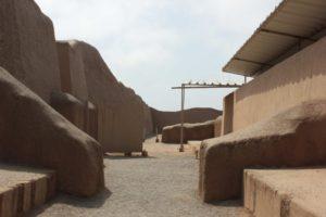 Část původních zdí města