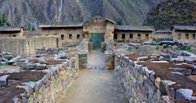 Umění diplomacie ve starověkém Peru