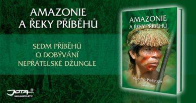 Kniha: Amazonie a řeky příběhů