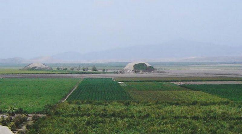 K čemu sloužila pyramida ve tvaru vulkánu?