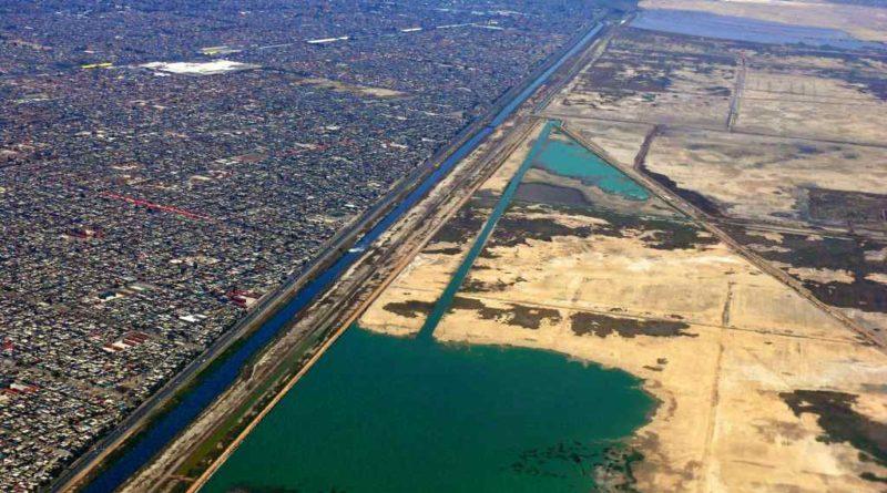 Mexico City: problém jménem voda