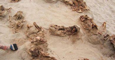 Kultura Chimú obětovala 140 dětí. Proč?
