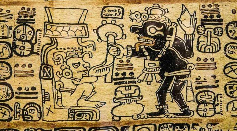 Kolaps Aztécké civilizace způsobil také mor