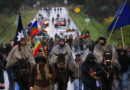 Skrytá válka mezi komunitou Mapučů a chilskou vládou