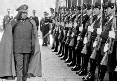 Jak pomohl Pinochet Britům vboji o Falklandy