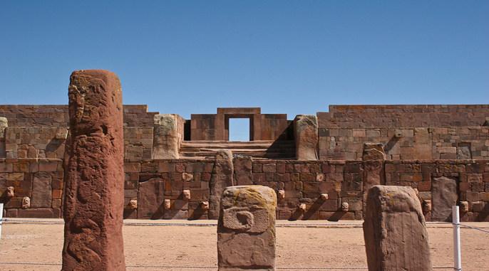 V srdci tajuplného Tiwanaku byl učiněn významný objev