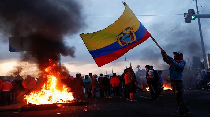 Ekvádor řekl jasné NE neoliberalismu