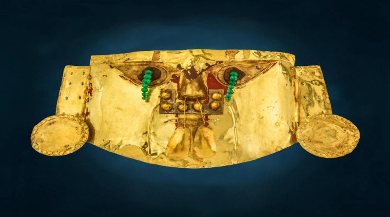 Výstava Poklad Inků