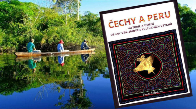 Kniha: Čechy a Peru