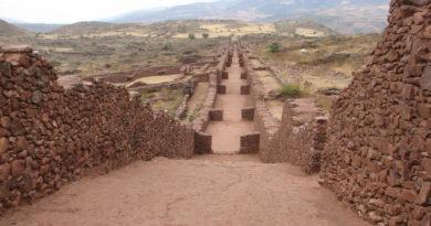 Pikillacta: ponuré peruánské ruiny